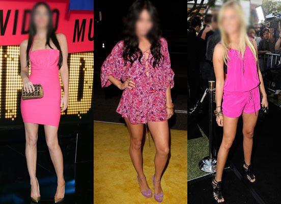 Resultado de imagem para roupa rosa reveillon