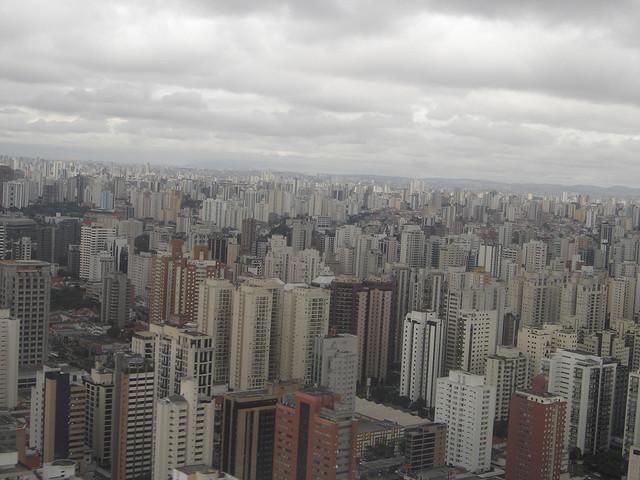 São Paulo - Uma cidade cinza