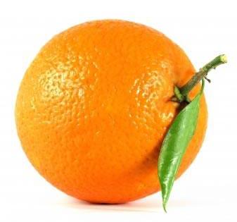 A origem do laranja